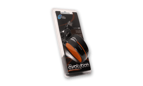 Mouse Noganet Evolution Ngm-429 Mini Retractil - comprar online