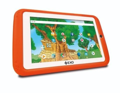 Tablet 7 Exo Wave Kids Android 8 Wifi 16gb Bluetooth Funda