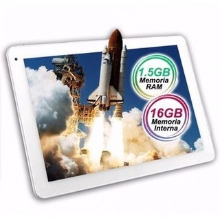 Tablet 10 Ken Brown 16gb Ips 10.1 Android 1.5gb Ram Netflix