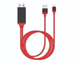 Cable Lightning Mhl De Iphone 5s Se 6 6s 7 Plus A Hdmi Hdtv