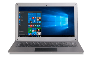 Notebook Exo Cloudbook E15 Intel 32gb Hdmi Windows 10