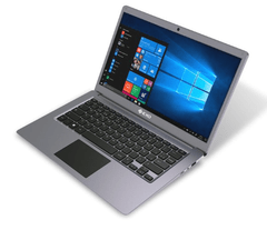 Notebook Exo Smart E25 Plus 4gb SSD64 + 500Gb Hdmi Bt en internet