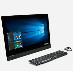 Aio Touch Exo Led 19,5 Intel 4gb Hdmi All In One Windows 10 - comprar online