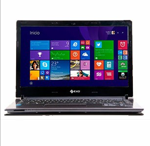Notebook Exo Q2-5188s Intel Core I5 Hd 1tb 8gb Hdmi Huellas