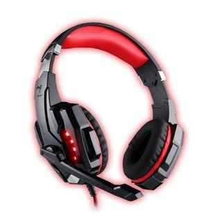 Auricular Kolke Cobra KA-572 Gamer Sonido 7.1 Luz LED Ps4