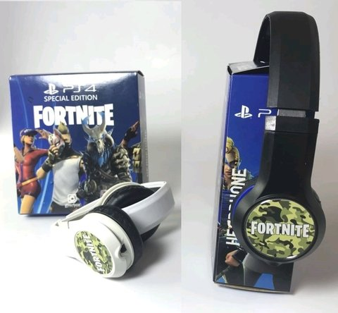Nuevo Auricular Gamer para PS4 Fortnite Manos libres