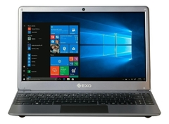 Notebook Exo Smart XL4 LED 15.6' Intel Core I3 4gb Ram Disco 500Gb Win 10 Pro - TPC Tecnologia para Chicos