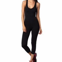 Calza Overall Enterito Fila Fit Yoga Pilates Training Dama