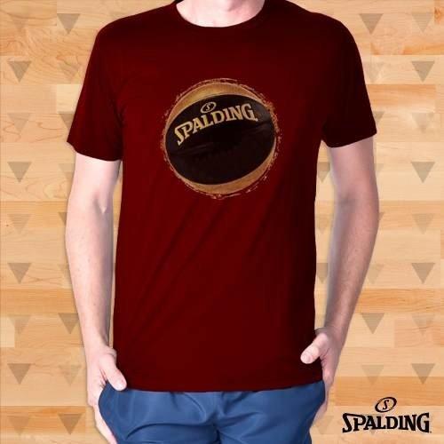 ... Remera Spalding Casual Camiseta De Algodón Hombre Basketball. Sin  stock. 0%. OFF e2874d1bb2d1b