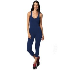 Calza Overall Enterito Fila Fit Yoga Pilates Training Dama - comprar online