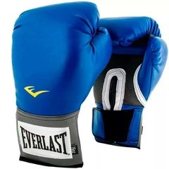 Kit Guante Guantes Boxeo Everlast + Vendas + Protector Bucal