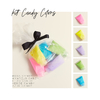 KIT DIY - CANDY COLORS