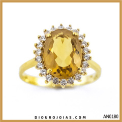 Anel em Ouro 18K Cod.AN0180