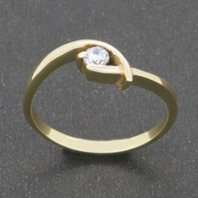 Anel em Ouro 18K Cod.AN0173 - loja online