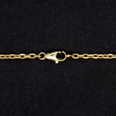 45050dc4140ba Corrente de Ouro Cartier Cadeado Masculina Cod.CO033 — Diouro Joias