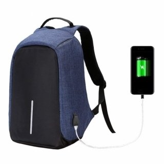 Mochila Antirrobo con power bank de regalo !!! - comprar online