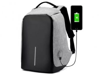 Mochila Antirrobo con power bank de regalo !!!