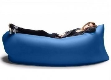 Sillón inflable Puff en internet