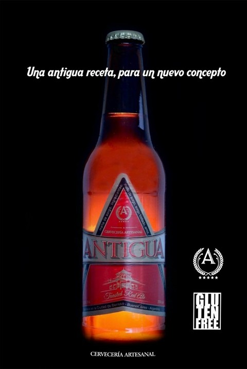 Cerveza  Red - Antigua