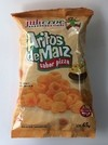 Aritos de maiz sabor pizza -65gr- Julicroc