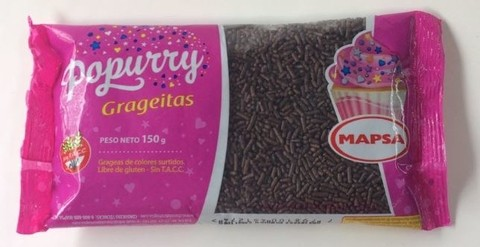 Grageitas Chocolate - Mapsa