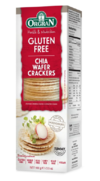 WAFER CRACKERS CON CHIA -100gr- ORGRAN