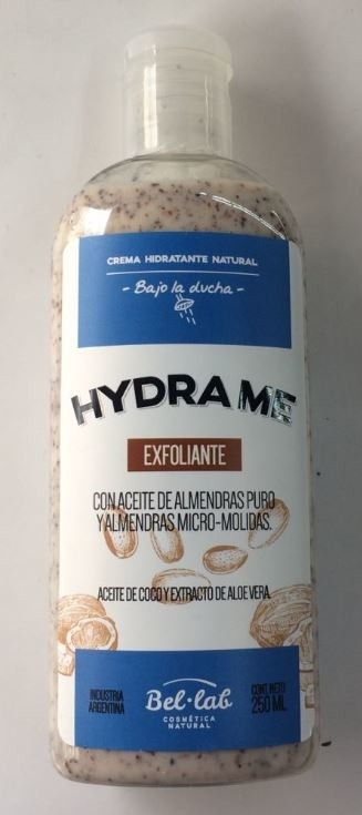 Crema Exfoliante Hydrame -250ml- BEL LAB