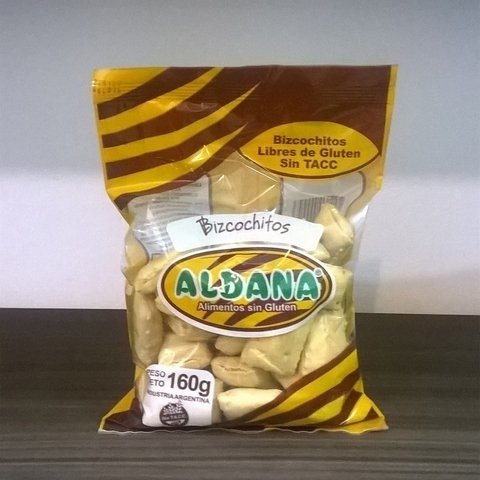 Bizcochitos - 160gr-Aldana