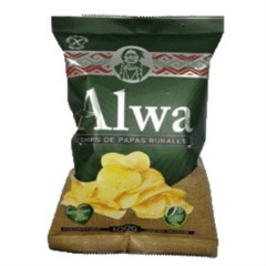 Chips De Papas Rurales -100gr- Alwa