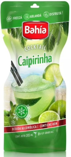 Cocktail Caipirina 285Ml Bahia