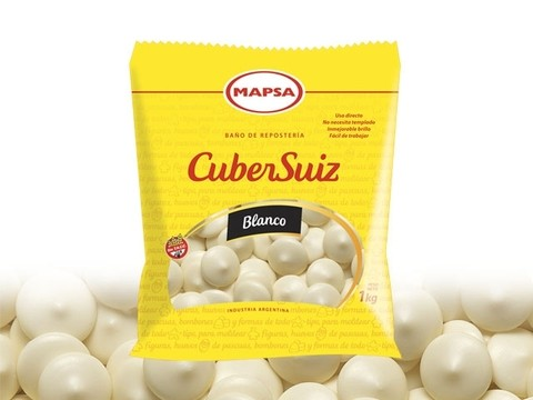 CuberSuiz Blanco - Mapsa