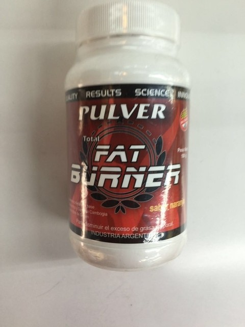 Fat Burner 100gr- Pulver