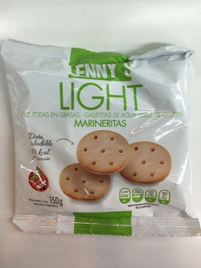 Galletitas Marineritas Light-150gr- Lenny - comprar online
