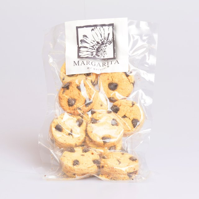 Galletitas con Chips de Chocolate -180gr- Margarita me quiere  - comprar online