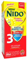 Leche Nido 3 Rtd 200 Ml