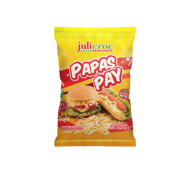 PAPAS PAY -100gr- JULICROC