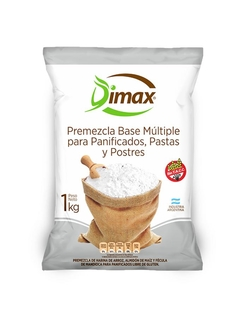 Premezcla Base Multiple Dimax