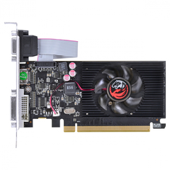 Placa de Vídeo AMD radeon HD 5450 1GB DDR3 64 Bits com Kit Low Profile Incluso - PJ54506401D3LP - Duosat Brasil®