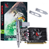 Placa de Vídeo Nvidia Geforce GT 710 2GB DDR3 64 Bits com Kit Low Profile Incluso - PA710GT6402D3LP