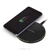 Carregador de Celular Sem Fio Multilaser Concept Wireless Ultra Rápido 10W Android e Iphone Preto CB130