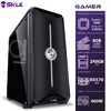 PC Gamer - AMD Ryzen 5 2600 3.4GHZ Mem. 8GB DDR4 SSD 240GB RX 570 4GB Fonte 400W