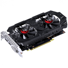 Placa de Vídeo Nvidia Geforce GTX 1650 Super 4GB GDDR6 128 Bit Dual-Fan Graffiti Séries - PA16504DR6128FS - comprar online