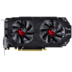 Placa de Vídeo Nvidia Geforce GTX 1650 Super 4GB GDDR6 128 Bit Dual-Fan Graffiti Séries - PA16504DR6128FS - loja online
