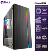 PC Gamer - AMD Ryzen 5 3600 3.6GHZ Mem. 8GB DDR4 SSD 240GB GTX 1650 4GB Fonte 600W