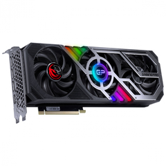 Placa de Vídeo Nvidia Geforce RTX 3070 8GB GDDR6 256 Bits Triple-Fan Graffiti Gaming Pro Séries - PP3070GP8DR6256 - comprar online