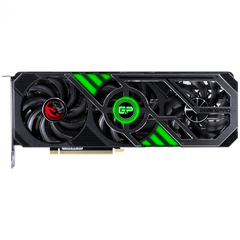 Placa de Vídeo Nvidia Geforce RTX 3070 8GB GDDR6 256 Bits Triple-Fan Graffiti Gaming Pro Séries - PP3070GP8DR6256 - Duosat Brasil®