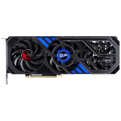 Placa de Vídeo Nvidia Geforce RTX 3070 8GB GDDR6 256 Bits Triple-Fan Graffiti Gaming Pro Séries - PP3070GP8DR6256 - loja online