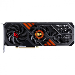 Placa de Vídeo Nvidia Geforce RTX 3070 8GB GDDR6 256 Bits Triple-Fan Graffiti Gaming Pro Séries - PP3070GP8DR6256 na internet