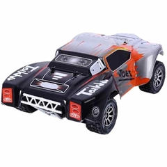 Automodelo Off Road WLtoys Vortex Short Course A969 1/18 RTR 4WD 2.4GHz Max 50km/h-Prata na internet