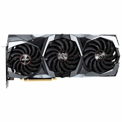 Placa de Vídeo MSI GeForce RTX 2080 Gaming X Trio 8GB GDDR5/PCI-E/DP/HDMI/USB
